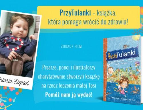 PrzyTulanki – charytatywna książka dla dzieci