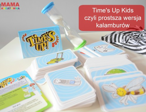 Time's up Kids czyli prostsza wersja kalamburów