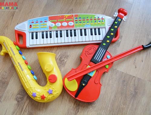 Zabawki muzyczne – jakie wybrać?