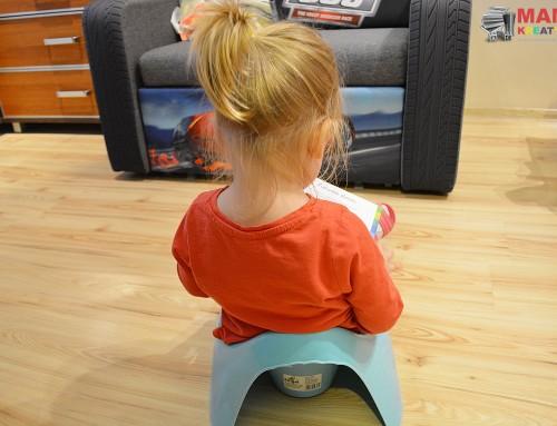 Jak odpieluchować dziecko? Żegnajcie pampersy…