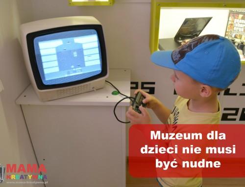 Muzeum dla dzieci nie musi być nudne! Karpacz