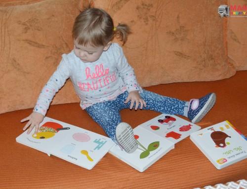 Interaktywne książki dla najmłodszych – bez dźwięku!