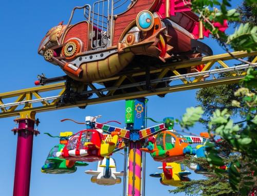 Płyń na przygodę z dzieckiem do Parku Rozrywki Olandia!