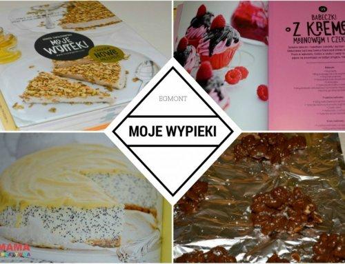 Moje wypieki – ponad 100 przepisów na słodkości