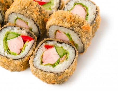Jak przygotować sushi w tempurze? Zobacz przepis