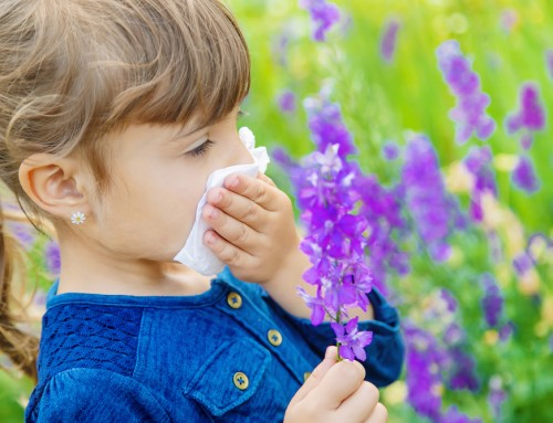 Alergia u dzieci – objawy, leczenie