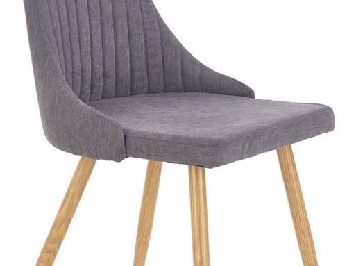 Szare krzesło w Top 10 kultowych mebli!