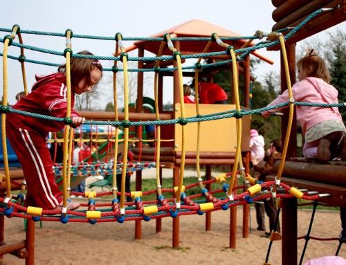 Na takim placu zabaw powinno się bawić Twoje dziecko