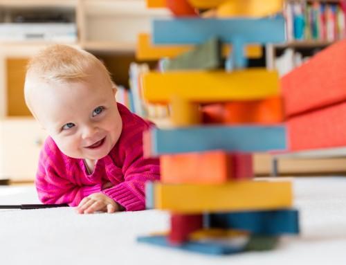 Jakie zabawki dla niemowlaka? [10 propozycji!]