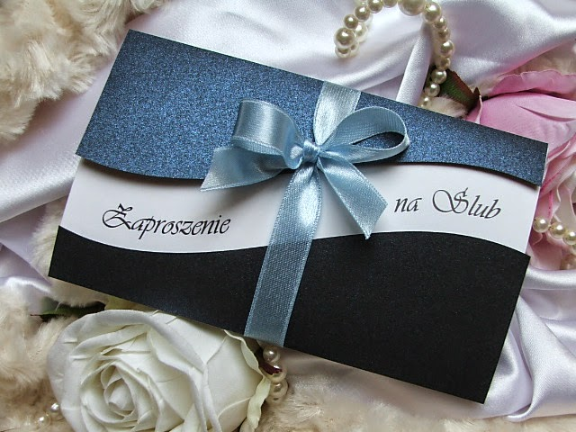 jakie zaproszenie ślubne?