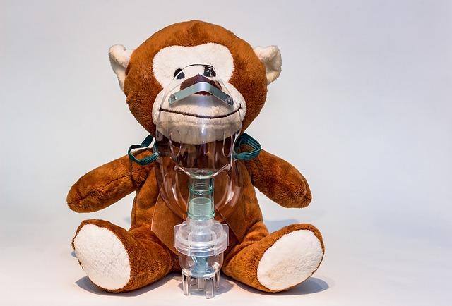 Jak wybrać odpowiedni inhalator dla dzieci?