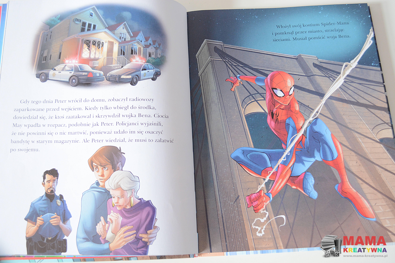 Spider Man opowiadania