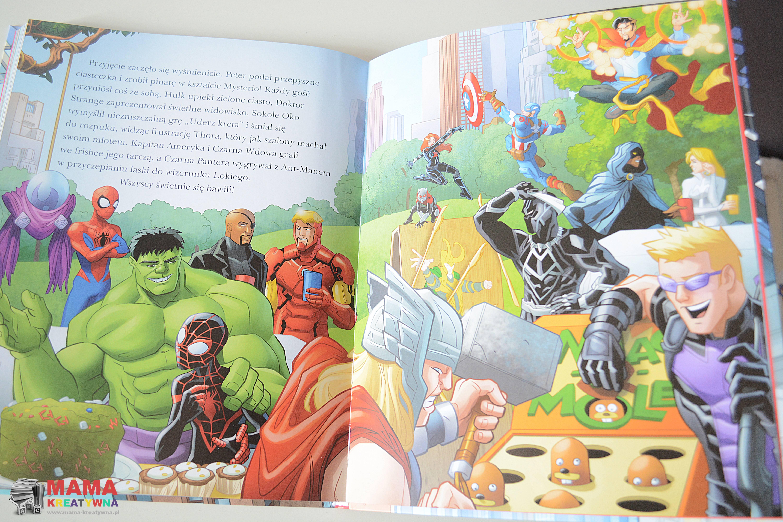 Superbohaterowie książka