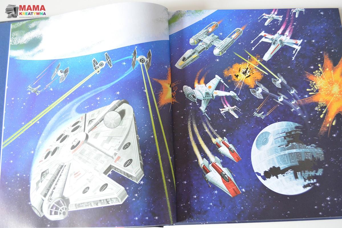książka gwiezdne wojny