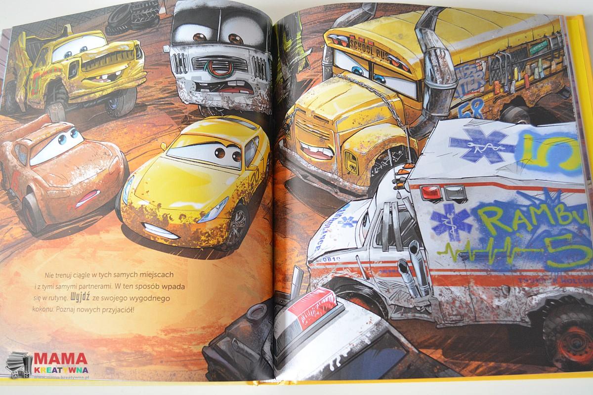 auta 3 książka