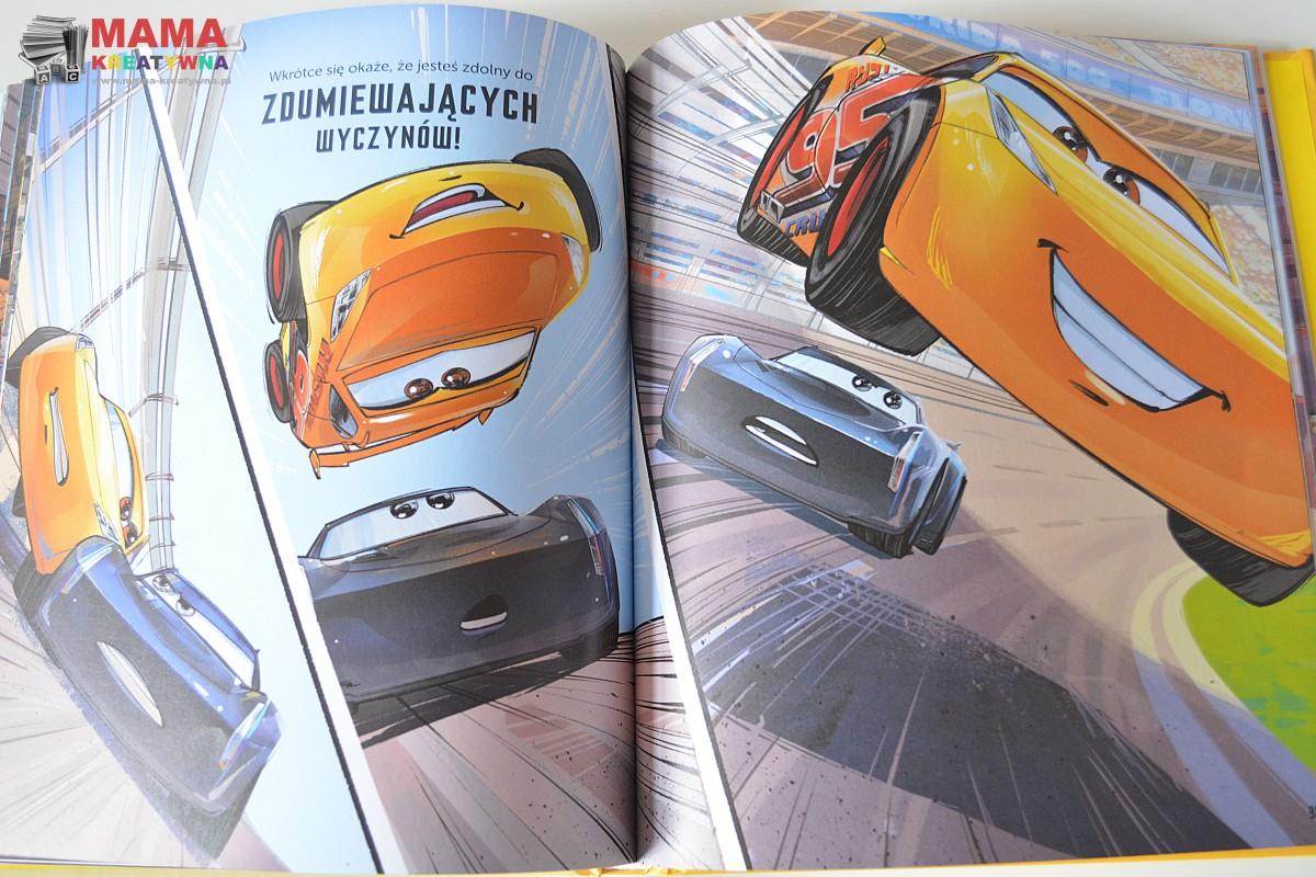książka auta 3