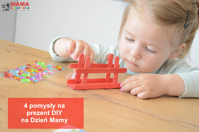 4 pomysły na prezenty na Dzień Mamy – DIY dla dzieci