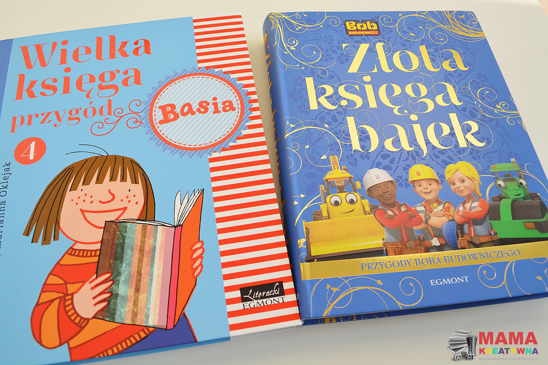 książki dla dzieci pod choinkę