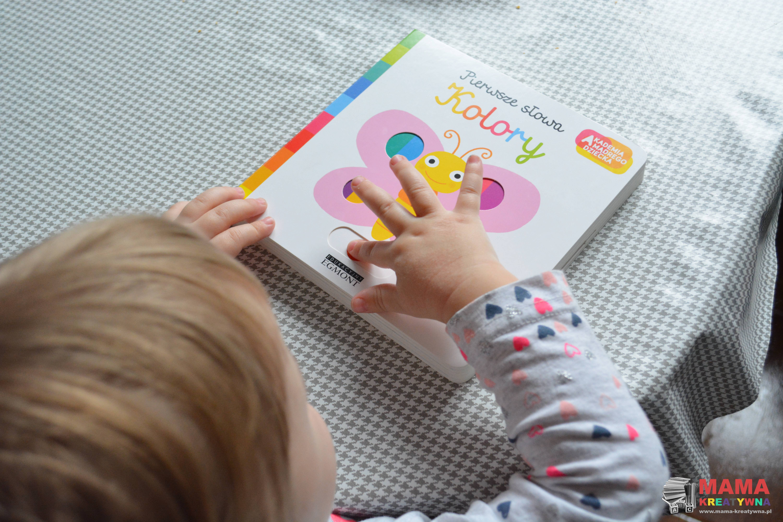 książka o kolorach
