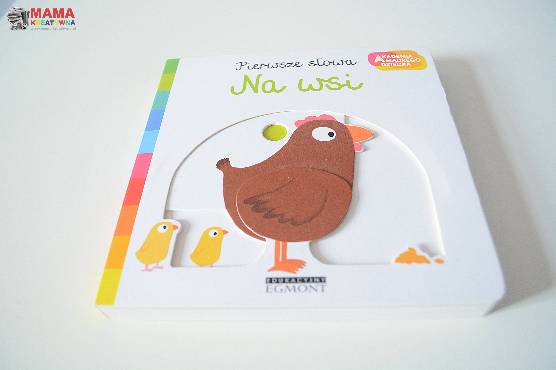 na wsi książka dla dzieci