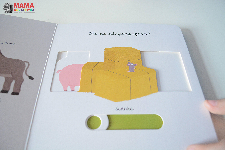 wieś książka dla dzieci