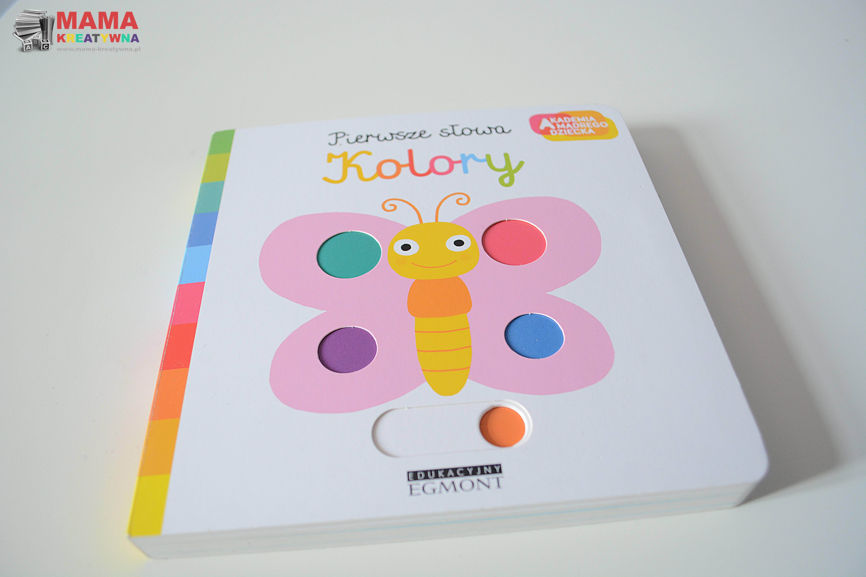 kolory książka dla dzieci