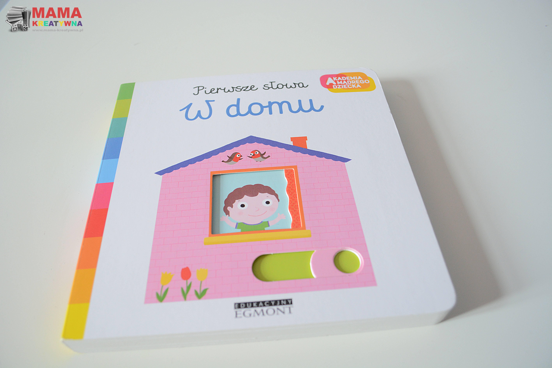 interaktywna książka w domu