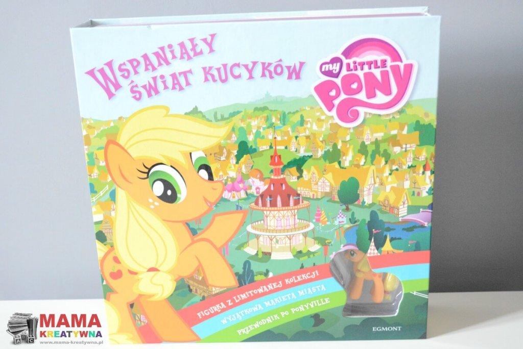 wspaniały świat kucyków my little pony