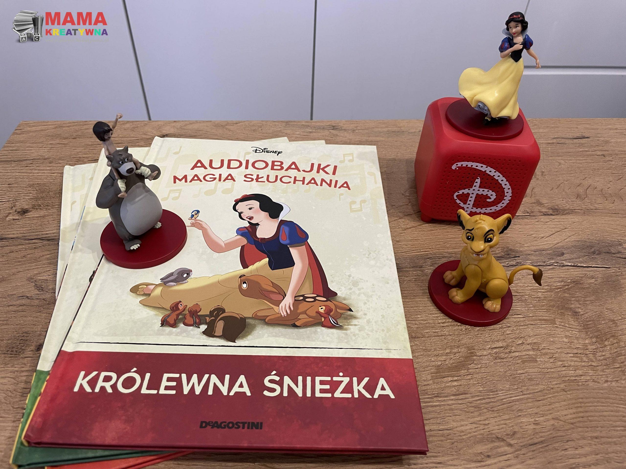 Audiobajki Disneya – Magia Słuchania