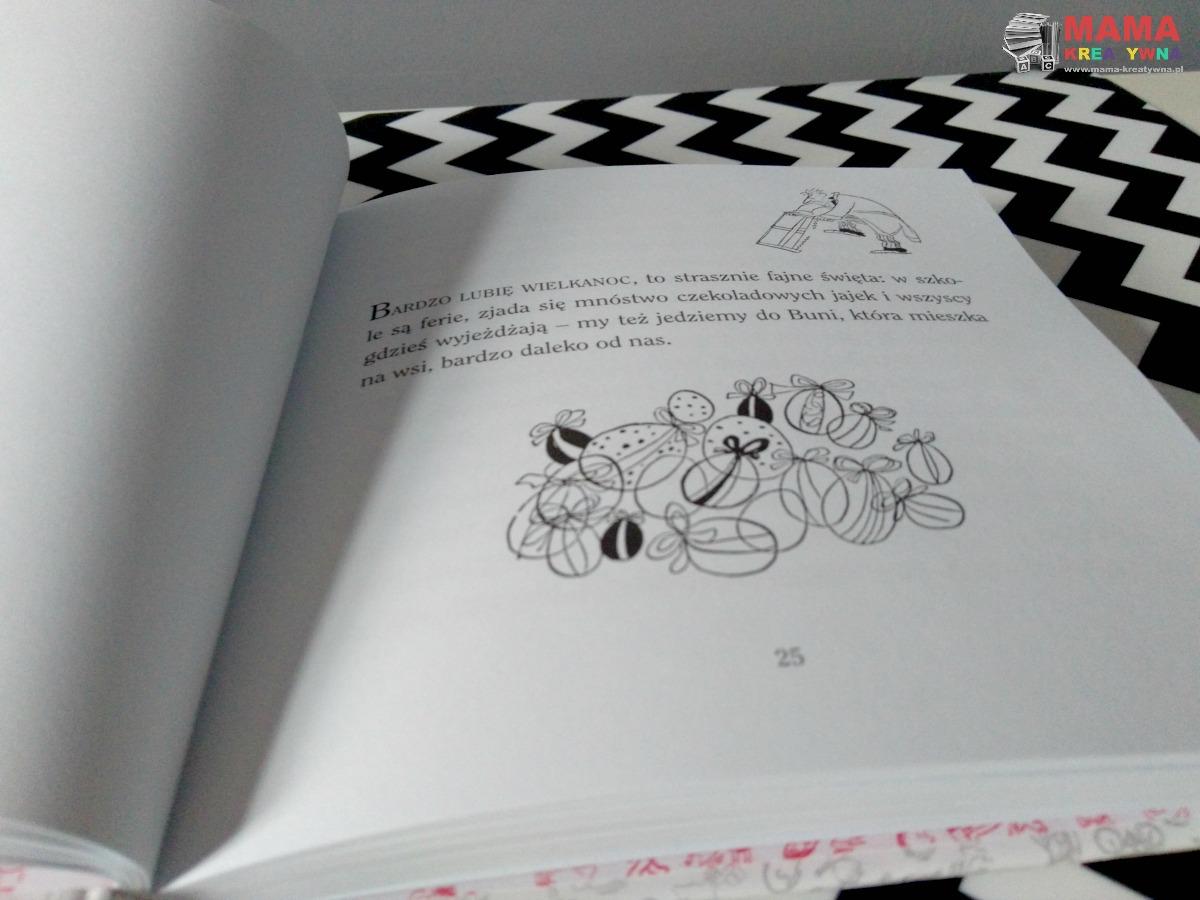 książka o Mikołajku
