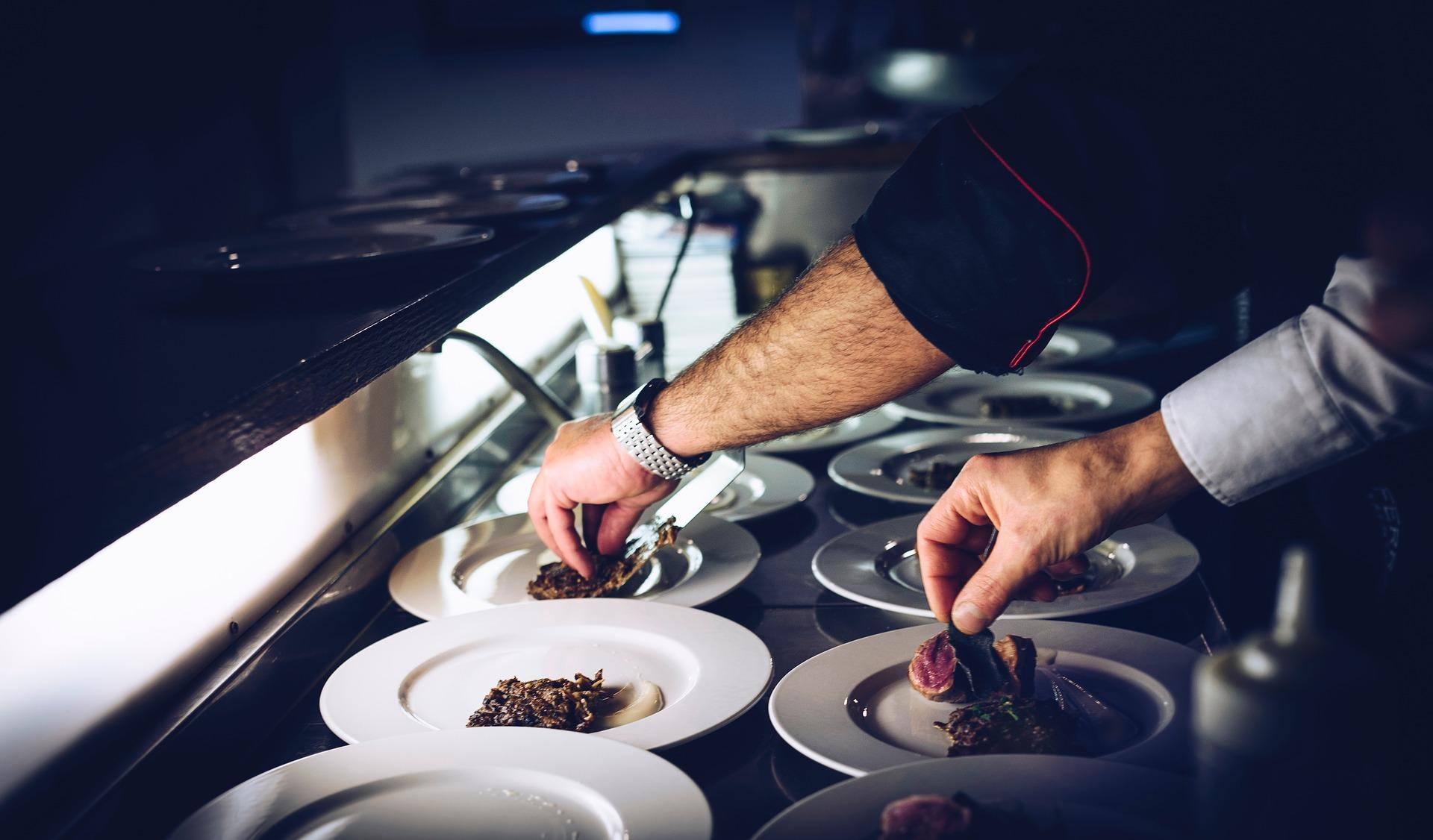 Czym jest live cooking?