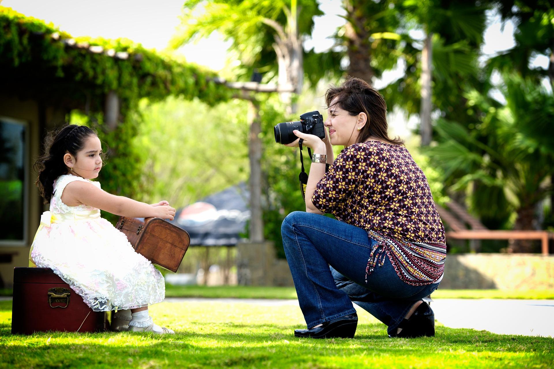 Jak zrobić dziecku doskonałe zdjęcie?