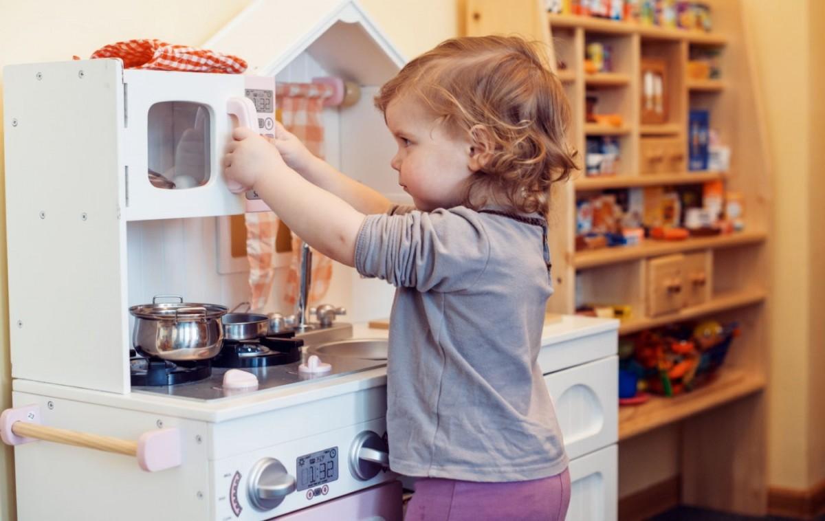 kolory kuchni dla dzieci