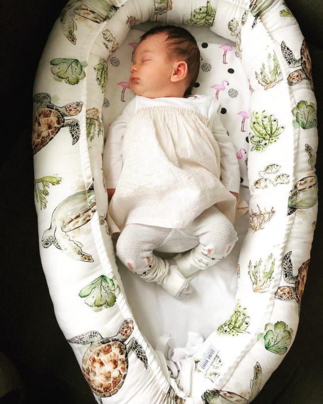 idealny kokon niemowlęcy